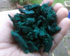 Yeti Emerald Green Rubber Chipping